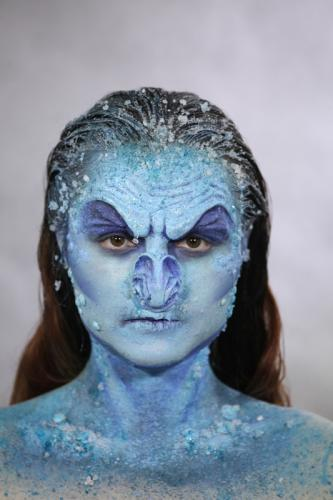 gallery blue ice maiden