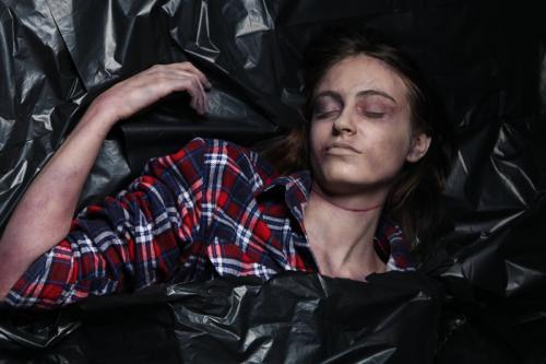 gallery dead body
